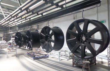 Stål- och aluminiumfälgar