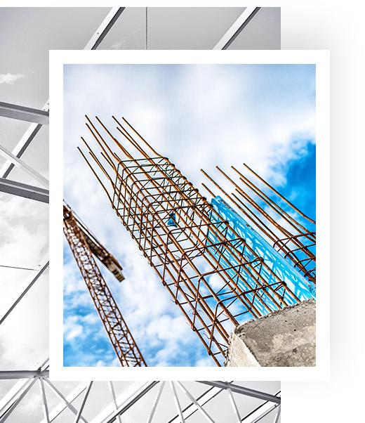 Renforcement de construction