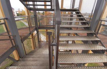 5 schody